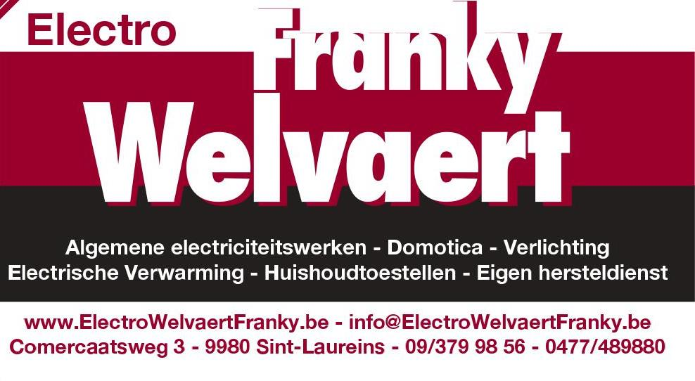 Elecro Franky Welvaert